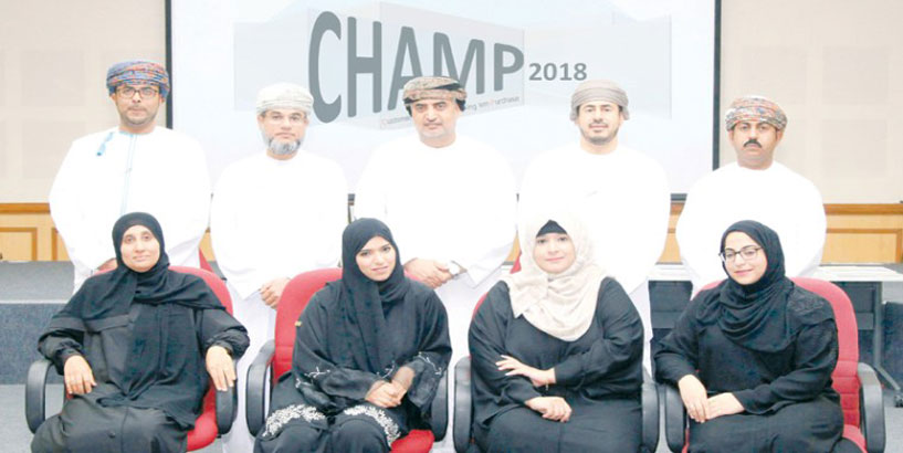 OMANIS SHARPEN SELLING SKILLS AT SAUD BAHWAN