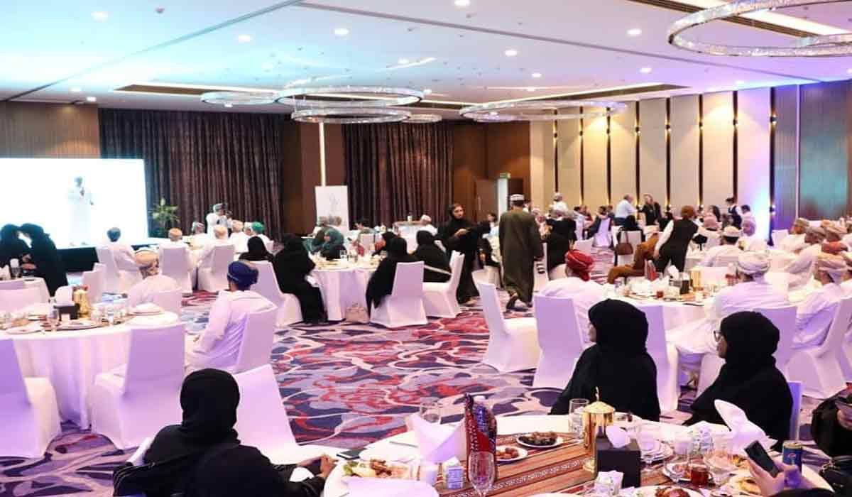 Iftar Gathering (OSHRM) 2019
