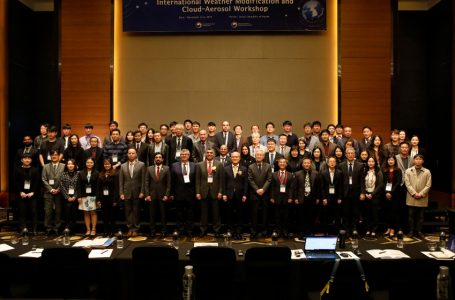 UAE participates in Korea International Weather Modification Workshop