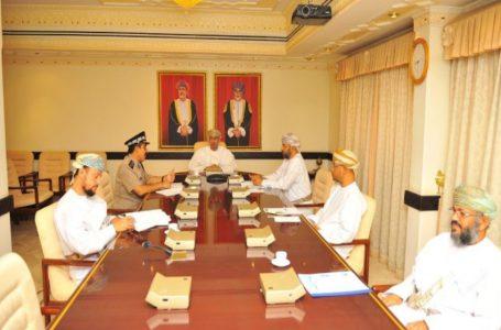 SASF Board meets