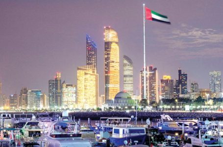 Abu Dhabi Govt workers discuss health guidelines